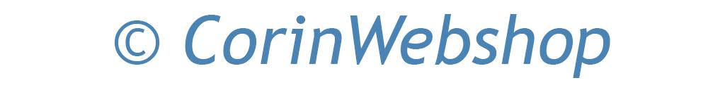 CorinWebshop bérelhető webáruház